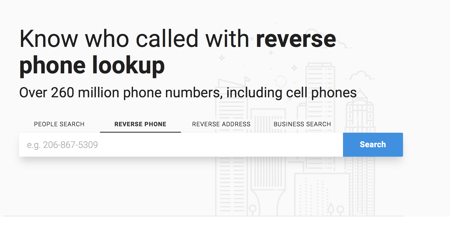 Know their Names with Reverse Phone Lookup